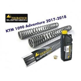 Ressorts de fourche progressifs pour KTM 1090 Adventure 2017-2018