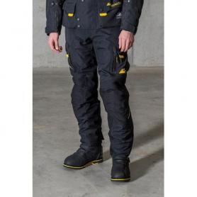 Compañero Boreal, pantalon hommes, taille standard 52, noir