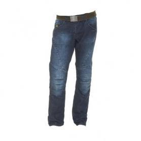 "Touratech heritage jeans ""Titanium"", hommes"
