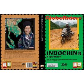 Video DVD Globeriders  IndoChina Expedition