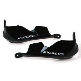 Touratech protège-mains GD avec kit de montage KTM 790 Adventure/ 790 Adventure R/ 1050 Adventure/ 1090 Adventure/ 1290 Super Adventure/ 1190 Adventure(R)/ KTM LC8 Adventure guidon alu noir