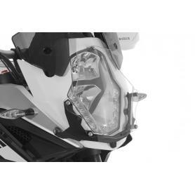 Protector claro para faros de liberación rápida, KTM 1190 y 1090 Adventure / R / 1290 SA