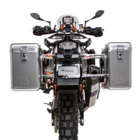 ZEGA Mundo système de coffre aluminium pour KTM 1050 Adventure/ 1090 Adventure/ 1290 Super Adventure/1190 Adventure/ 1190 Adventure R