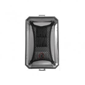 Filet à bagages M, pour intérieur du couvercle, le cas en aluminium d'origine BMW R1250GS/ R1250GS ADV/ R1200GS ADV/ F850GS/ F850GS ADV/ F800GS/ F800GS ADV