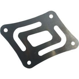Placa de elevación de 4 mm para la ampliación de la bandeja del caballete lateral BMW R1200GS
