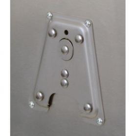 ZEGA Pro/ZEGA Mundo - plaque de base, pour Adaptateur support