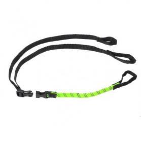 Rokstraps Strap It™  Pack Adjustable *noir-orange* 30-106 cm