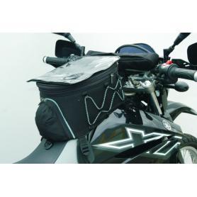 Bolsa sobre depósito Triumph Tiger 800/ 800XC/ 800XCx / Yamaha XT660R / BMW HP2 / Husqvarna TR650 Terra / TR650 Strada